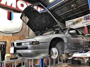 BMW 850  X  GIGA!