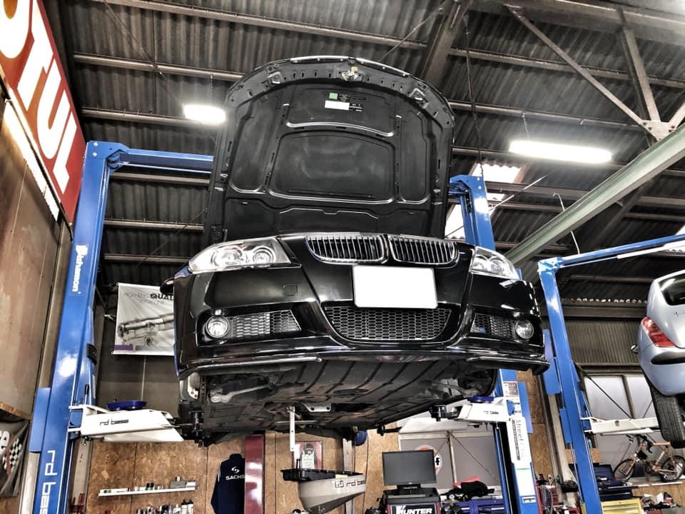 BMW E90さんにF20さん!