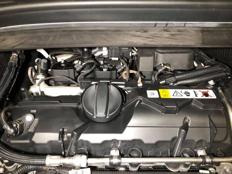BMW 225iにHIGHSPARKイグニッションコイルを装着!