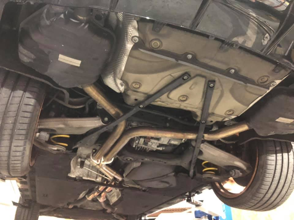 RS6 ノーマルマフラー改バージョン2!