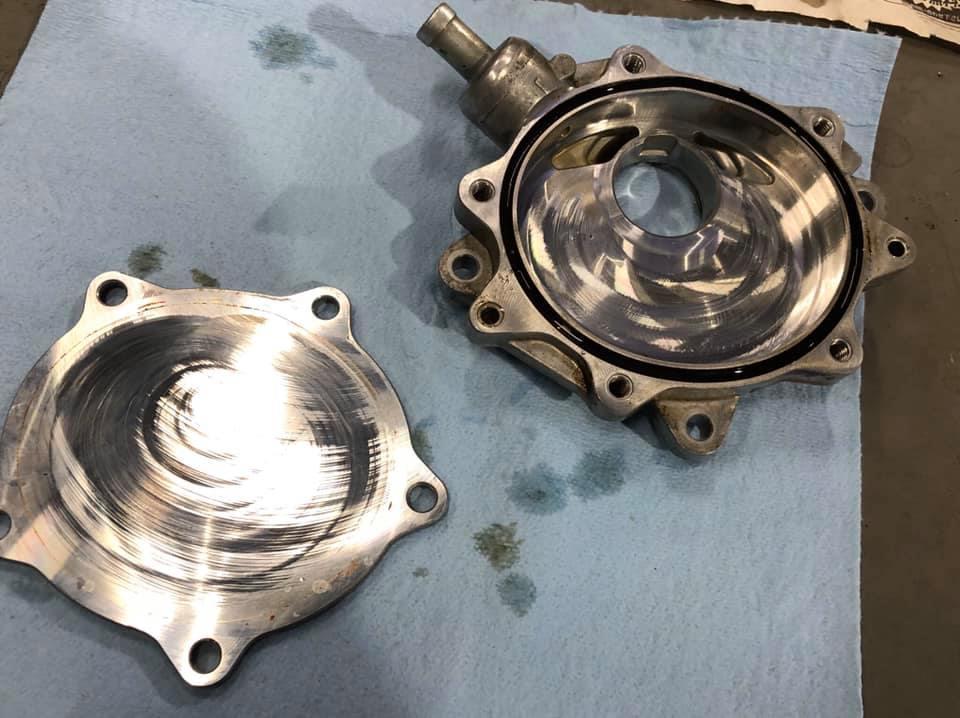 BMW バキュームポンプ修理!