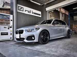 BMW F20 HIGHSPARKフルセット取付!