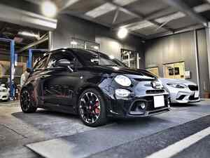 ABARTH  X  ENDLESS!