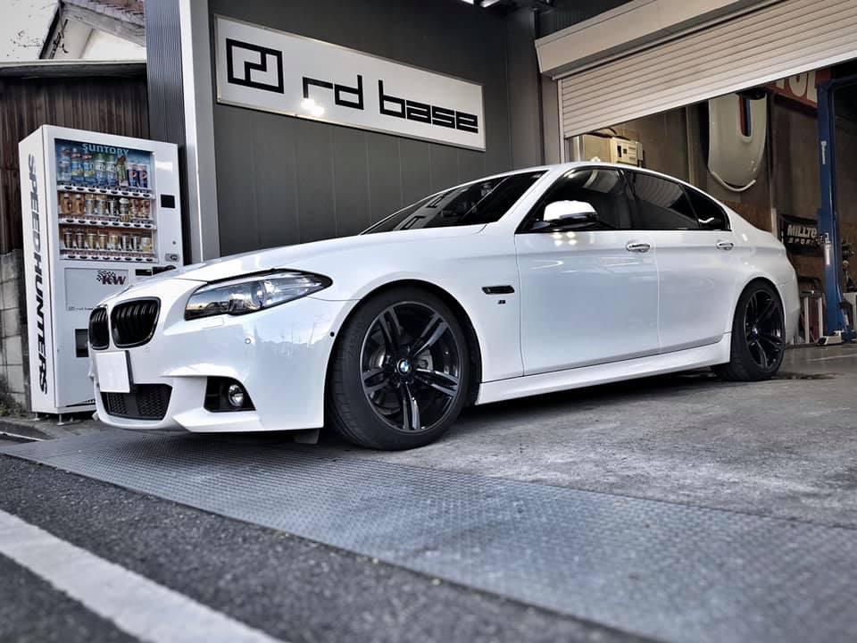 BMW F10  X  KW ストリートコンフォート!