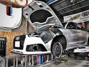 AUDI RS6  X  KW HAS!