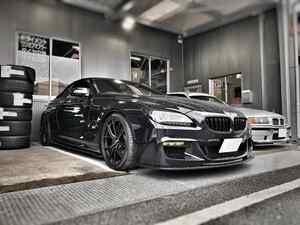 BMW F12 電動エキゾーストバルブ装着!