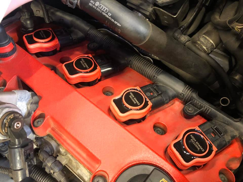 AUDI RS4 無事納車!