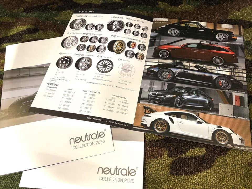 neutrale wheels!