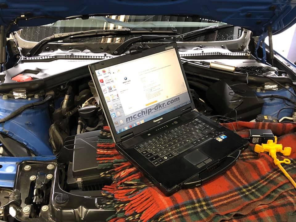 BMW 420 mcchip-dkr DMEチューニング!