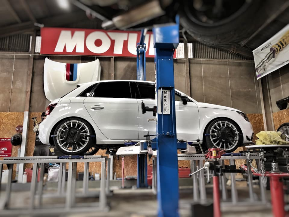 AUDI A1  X  AUDI RS3!