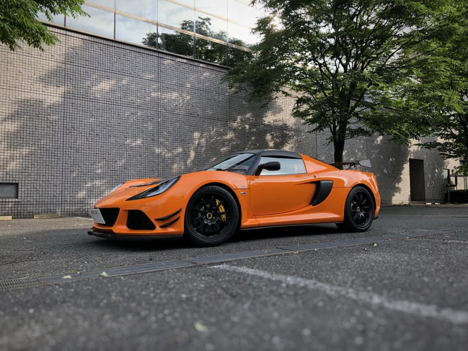 LOTUS SPORT380  X  KW COMPETITION!