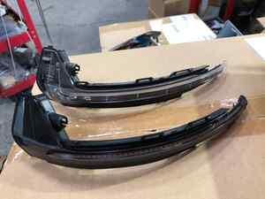 A1 シーケンシャルウィンカー  X  M4 ピアノブラック化!