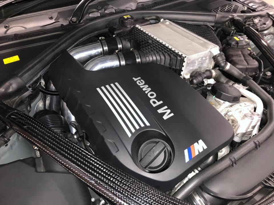 F80M3 高性能メタルキャタ+アクラポ+バルブコントローラー!