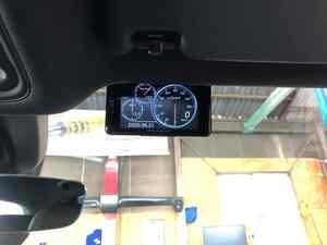 AUDI SQ5  X  レーザーレーダー!