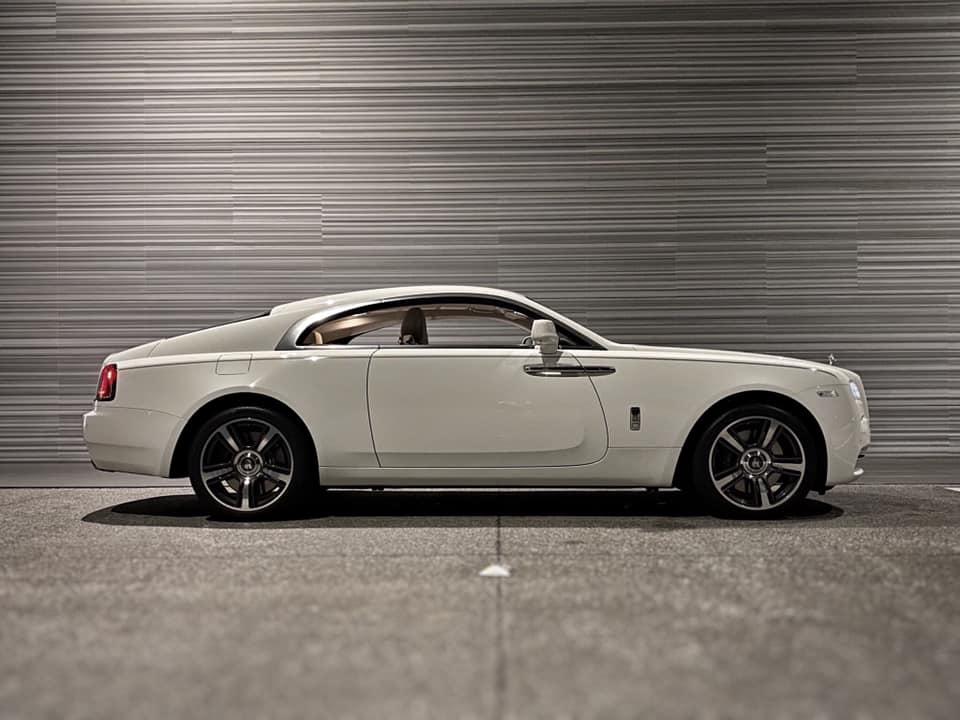 Rolls-Royce WraithにもHIGHSPARKイグニションコイル!