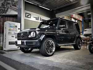 W463 G550  X  BC FORGED!