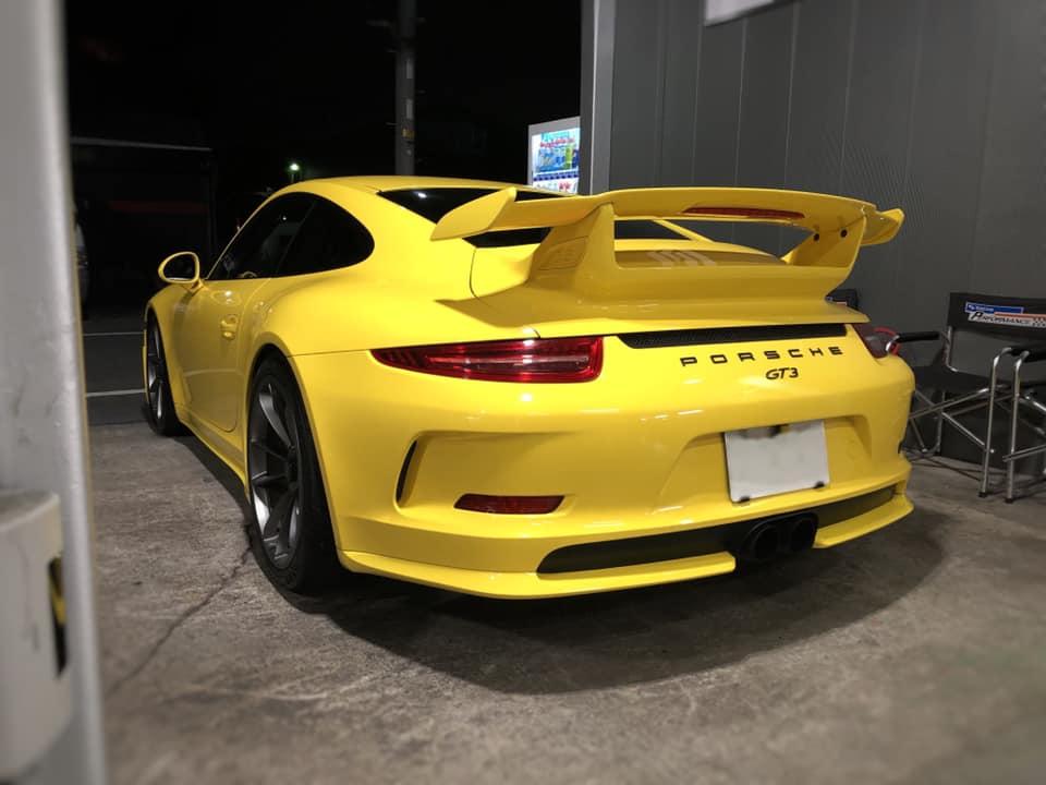 997 4S  X  991 GT3!