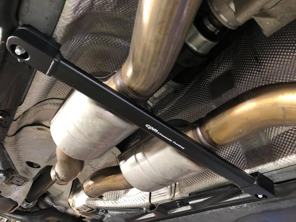 AUDI RS4 DRCダンパーをキャンセル!