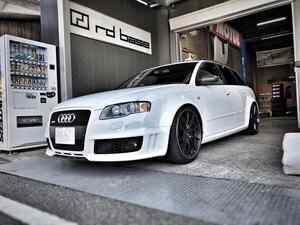 RS4  X  TT!