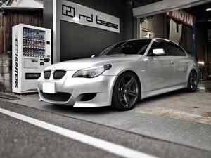 BMW E60 色々メンテナンス!