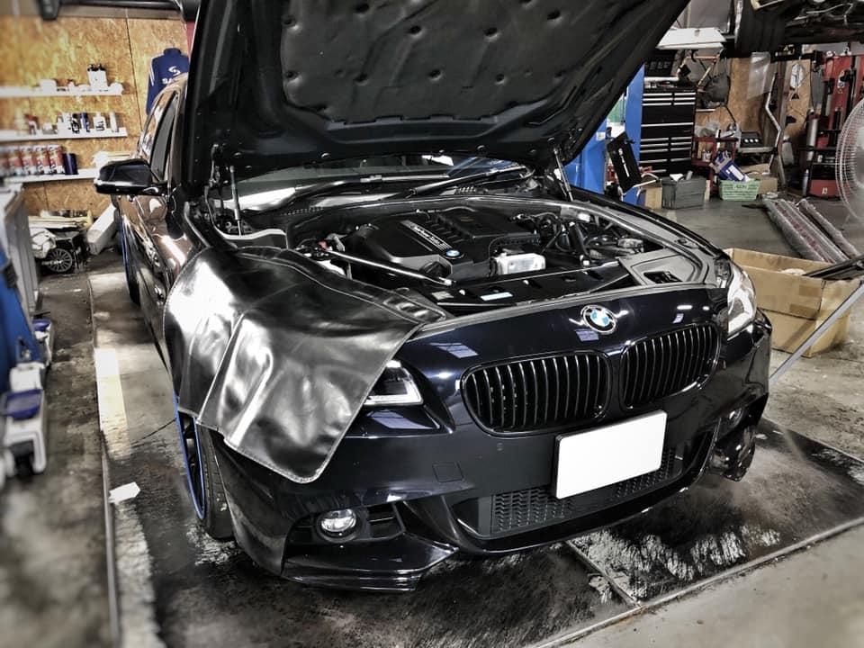 BMW F11  X  HIGHSPARKイグニッションコイル!