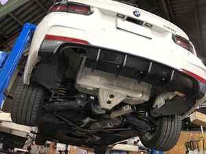 BMW F31 ワンオフマフラー制作 動画!