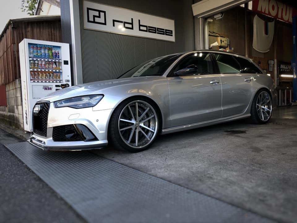 RS6  X  TT!