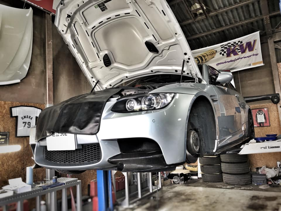 E92M3  X  Power Craft!