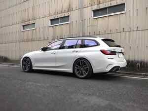 BMW M340i  X  AMG E53!
