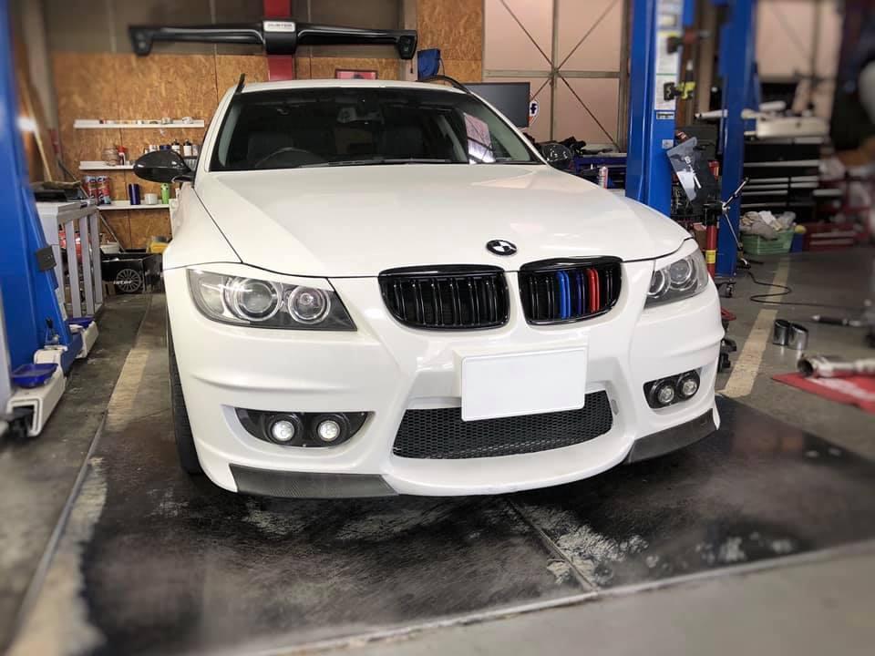 BMW E91  X  HIGHSPARKイグニションコイル!