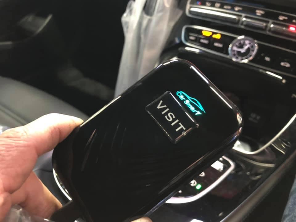 AMG E53にVISITを取付!