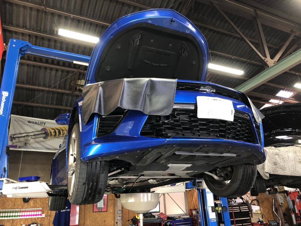Cayman  X  GOLF  X  Camaro  X  S1!