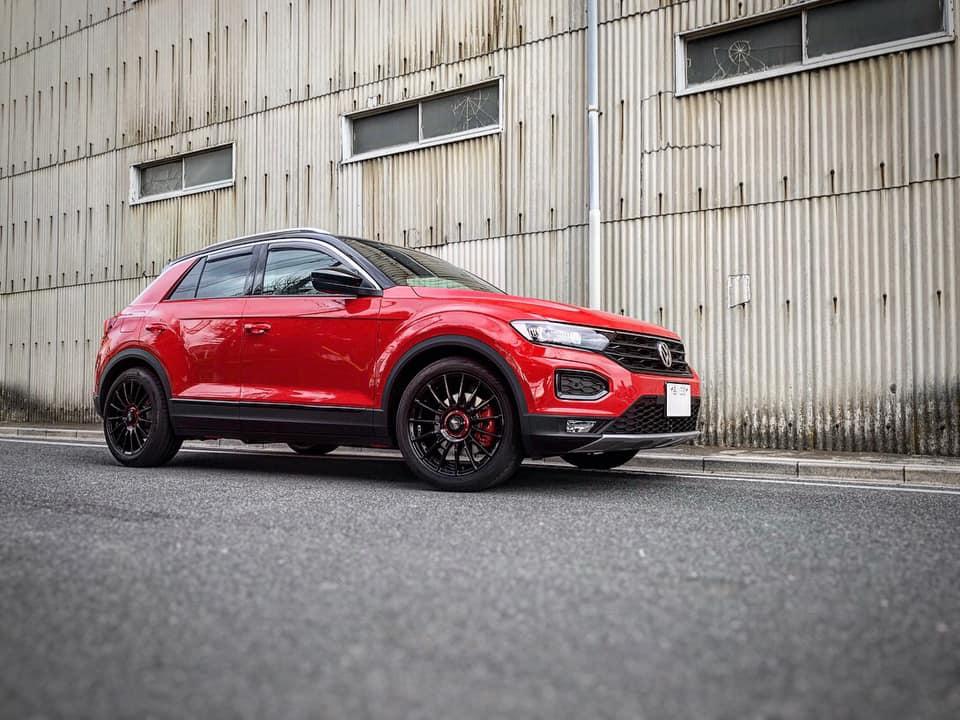 VW T-Roc!