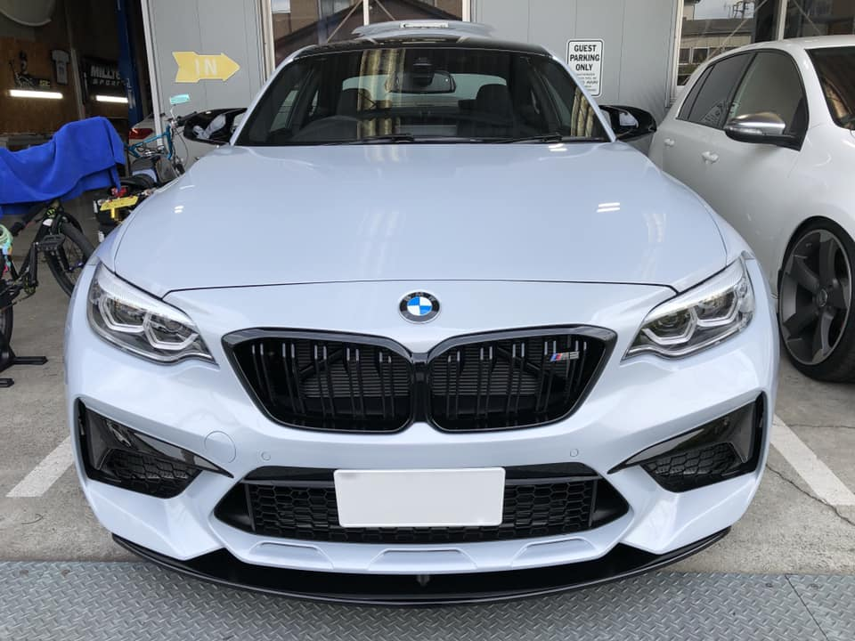 F80M3  X  M2competition!