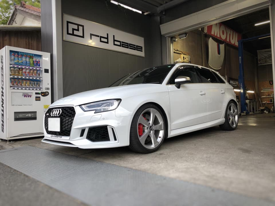 RS3  X  KW!