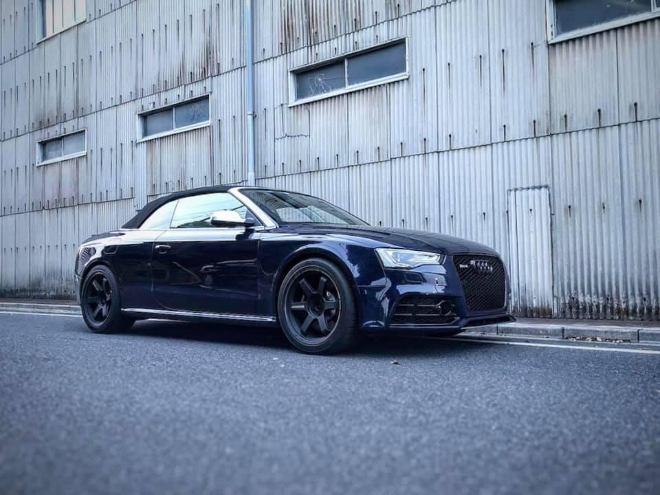 RS5  X  BREX!
