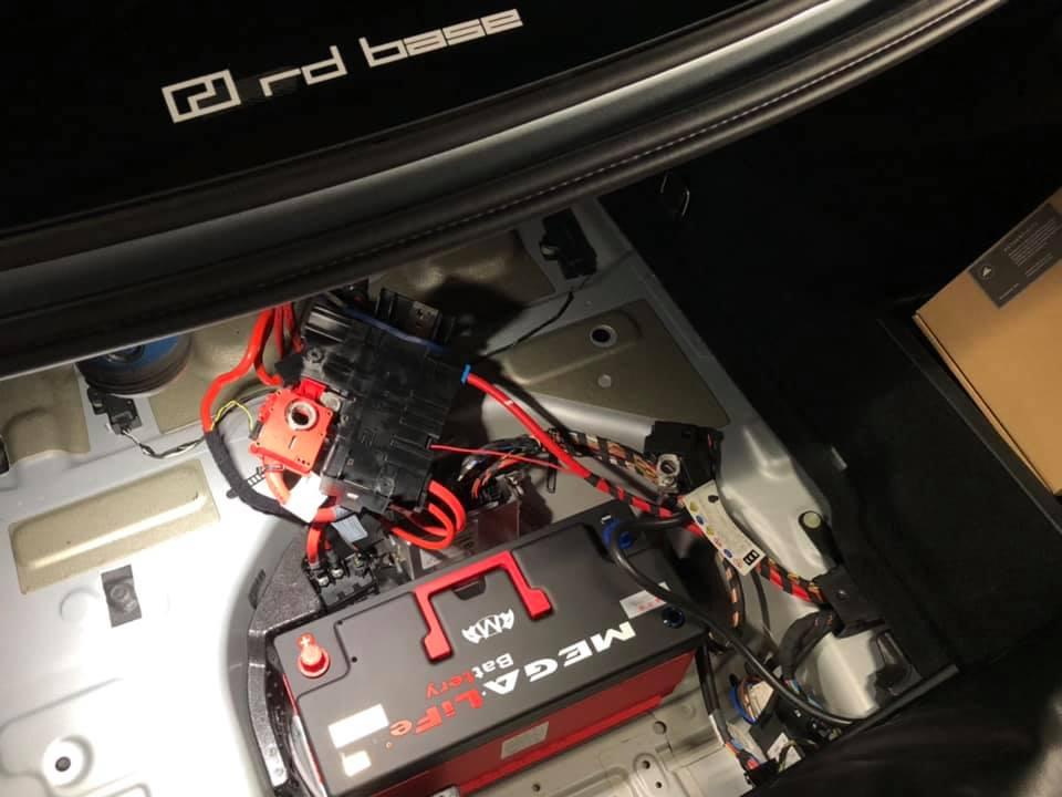 MEGA LiFe Battery  X  HIGHSPARK!