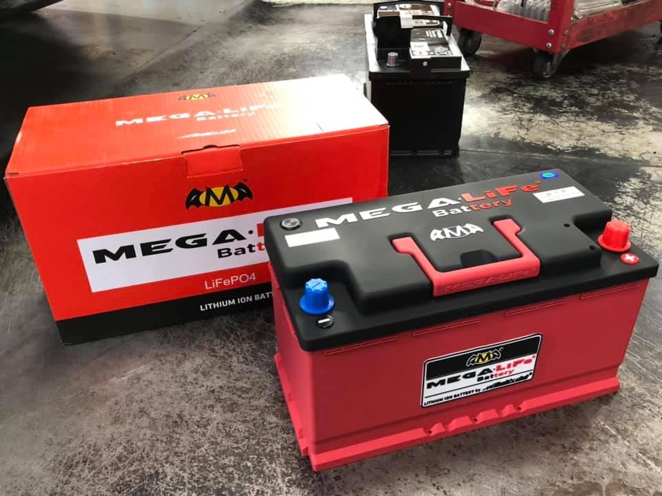 RS7  X  MEGA Life Battery!