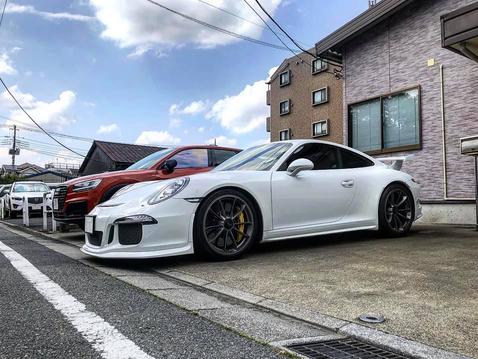 GT3  X  CUP2!