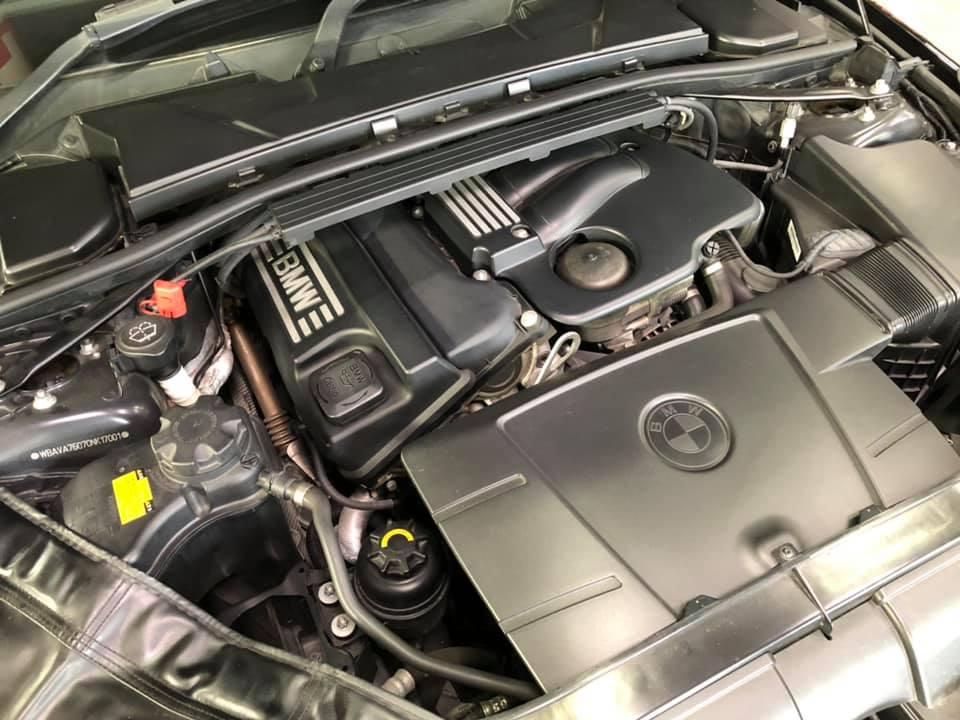 E90  X  HIGHSPARK!