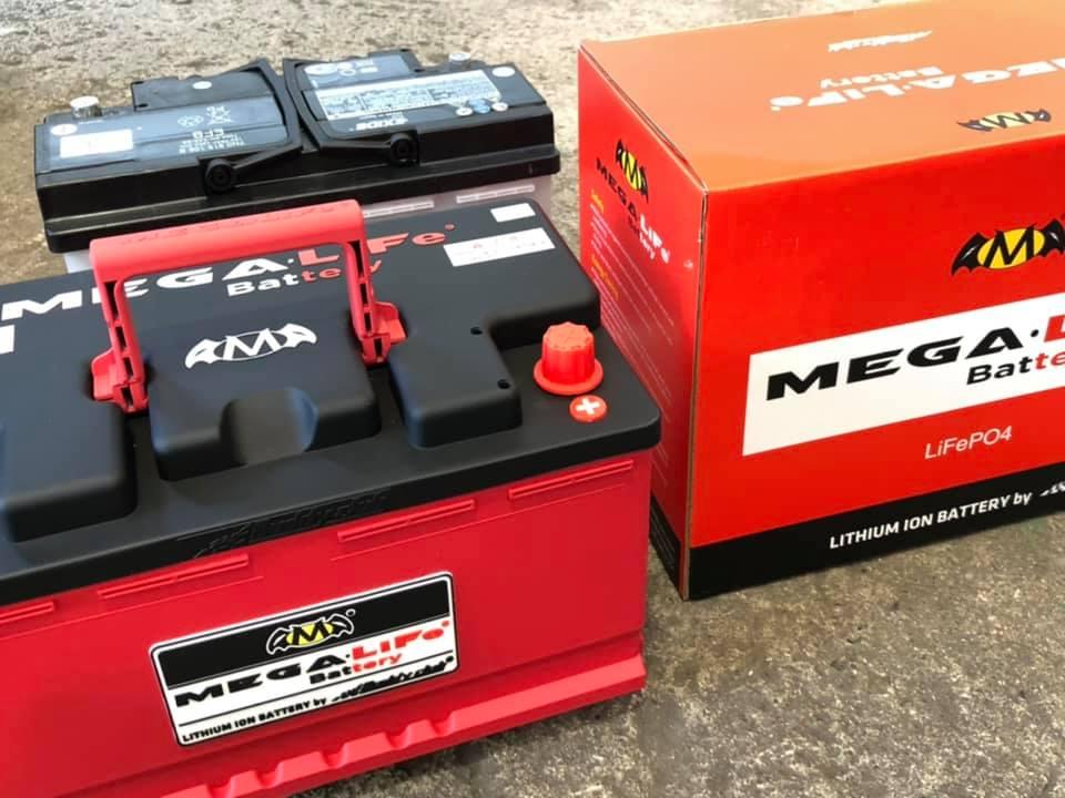 AUDI S1  X  MEGA Life Battery!