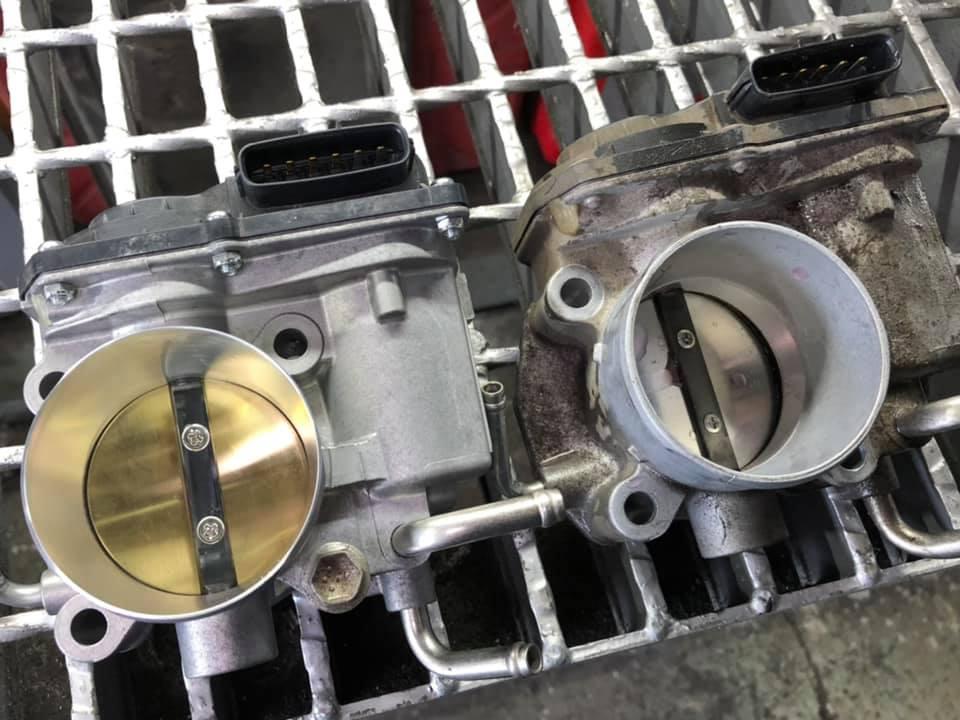 EXバルブコントローラー  X  BIGスロットル!