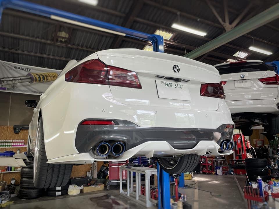 BMW G30  X  EXバルブコントローラー!
