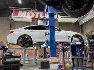 BMW F36  X  BILSTEIN!