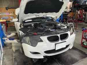 BMW E60 リフレッシュ!