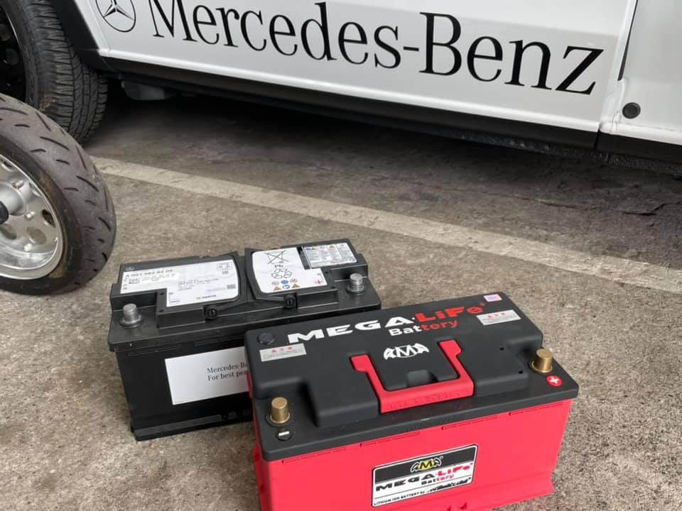 BMC  X  Mega Life Battery!